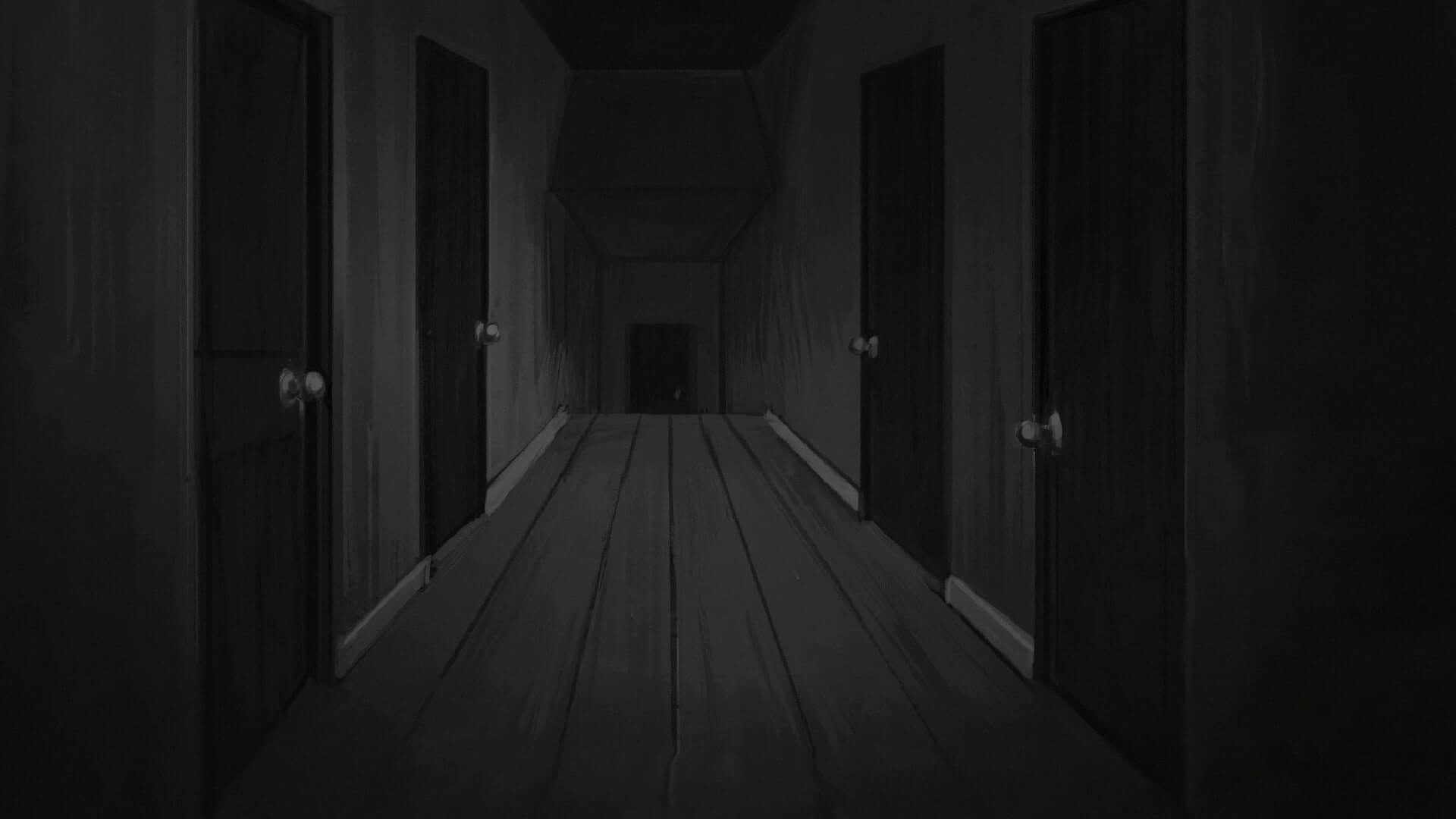 The hallway of the game